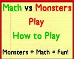 Math vs Monsters